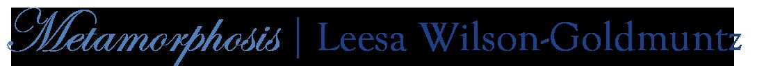 Leesa Wilson-Goldmuntz logo